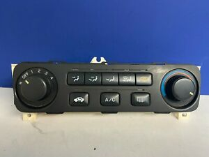 1998 1999 2000 2001 2002 Honda Accord Coupe Ac Climate Control Switch Oem