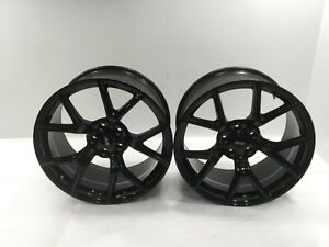 Mustang Sve Sp2 Wheel 19x10 Gloss Black 05 20 X2
