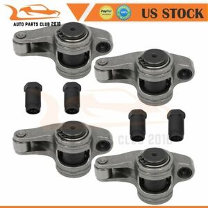 Fits Chevy Bbc 454 1 7 Ratio 7 16 Stainless Steel Roller Rocker Arm Set