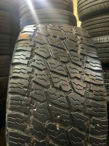 4 Nitto Terra Grappler G2 305 55r20 Used Tire 305 55 20