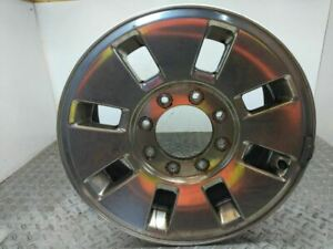 08 10 Ford F250sd Wheel 18x8 Srw 8 Slots Aluminum 2008 2009 2010