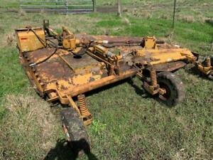 Woods 10 Single Wing Batwing Bush Hog Brush Pasture Pto Cutter Mower