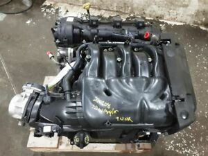 2012 2013 Jeep Wrangler Engine Motor 3 6l Vin G 8th Digit