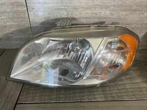 Headlight Fits 2007 2011 Chevrolet Aveo Sedan Driver Left Side Headlamp Assembly