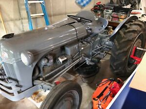 1947 Ford 9n Tractor Amazing Condition