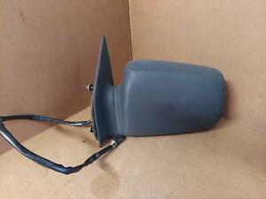 1996 1998 Jeep Grand Cherokee Left Drivers Side Heated Power Mirror