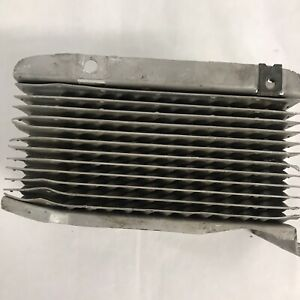 Corvair Oil Cooler Heavy Duty 12 Plate Reconditioned