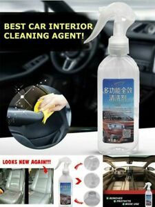 Multifunctional Interior Universal Auto Car Cleaning Foam Cleaner Versatile Wash