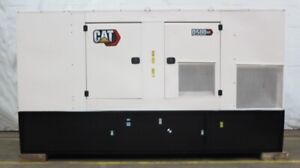 New Caterpillar 500 Kw Diesel Generator Cat C15 Engine Epa Tier 2 Csdg 2872