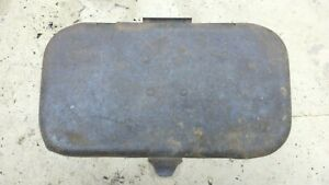 1926 1927 Model T Ford Gas Tank Cover Lid Original