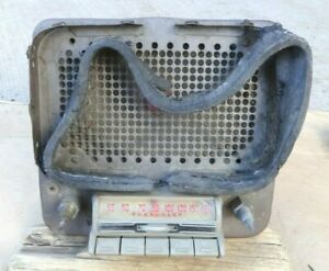 1946 1947 1948 Chevy Car Radio Original Gm Coupe Sedan Fleetline