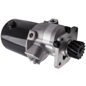New Power Steering Pump For Massey Ferguson Tractor 275 165 255 175 Replaces