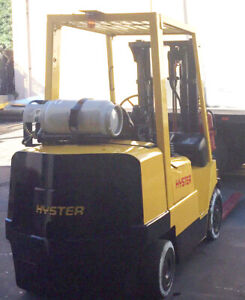 Forklift Hyster S80 Xm