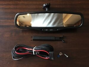 2012 2014 Toyota Camry Oem Accessory Auto Dimming Inside Rearview Mirror Kit