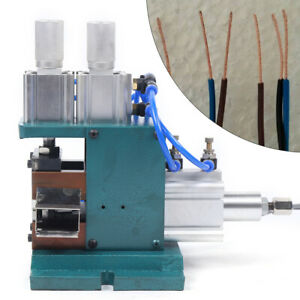 Pneumatic Wire Stripping Machine Copper Cable Peeling Stripper Metal Recycle Us