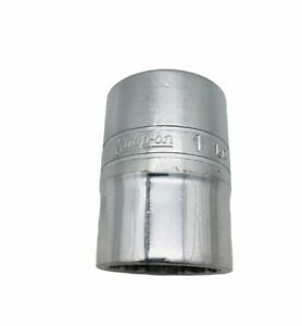 Snap on Ldh322 1 Shallow Socket 3 4 Drive 12 Point