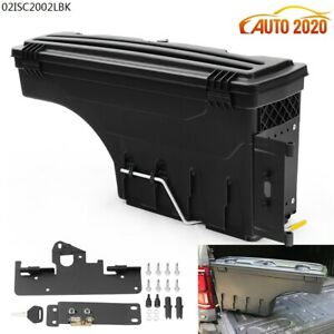 Truck Bed Storage Box Toolbox Driver Left Side Fit Toyota Tacoma 2005 2020