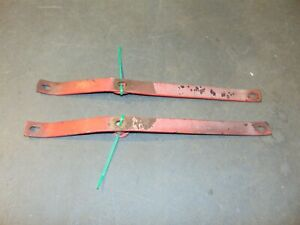 Mga Rear Right And Left Bumper Springs Matched Set With All Hardware Nice S3