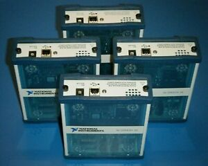 lot Of 4 Ni Speedy 33 Dsp Device With Ni Usb Cable National Instruments
