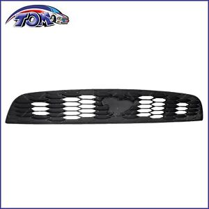 Front Upper Black Grille For 2013 2014 Ford Mustang