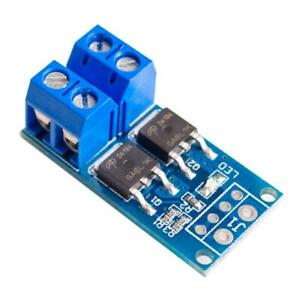 Dual Mosfet Driver 3 3 20v Trigger 15a 400w Out Board Module Mos Fet Switch Pwm