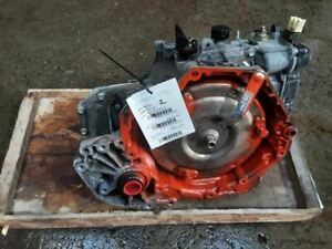 12 2012 Chevy Cruze Automatic Transmission 1 8l