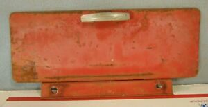 1940 1941 Ford Pickup Panel Truck Glove Box Door Rat Rod Original Patina