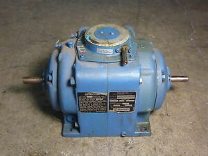 Graham Ring Roller 150a Variator 1050rpm 0 410rpm Out 30 150 f Used