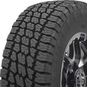 4 New Lt285 75r16 D Nitto Terra Grappler All Terrain Truck Suv Tires