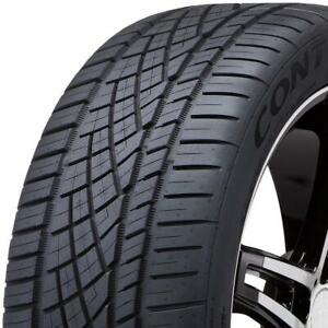 1 New 205 50zr17xl 93w Continental Extremecontact Dws06 205 50 17 Tire