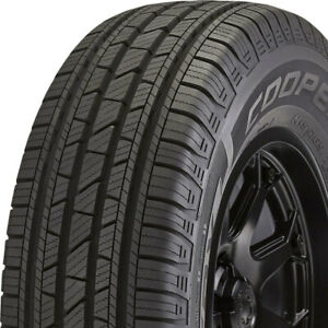 2 New 225 65r17 Cooper Discoverer Srx Suv crossover All season Tires