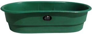 High Country Plastics W 55fg 55 Gallon Water Tank Forest Green