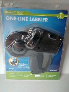 Monarch Labeler Price Gun Model 1131 1 line 8 Characters line Mnk925072 New