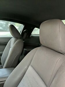 oem 2005 2009 Ford Mustang Convertible Headrests Head Rest Gray Cloth