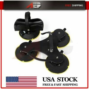New Roof Rack Universal Carry 1 Bike Car For Suv Truck Top Mount Carrier Usa