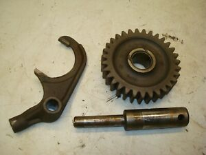 1971 Ford 3400 Tractor 8 Speed Transmission Idler Gear Parts