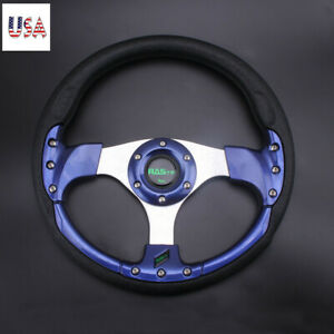 Us 12inch 315mm Universal Drifting Racing Sport Lightweight Steering Wheel