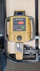 Topcon Rl h4c Long range Self leveling Construction Laser With Dry cell Battery
