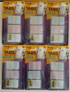 Post it Tabs 1 X1 5 686 grdnt 36 Ct X 6 Packages 216 Tabs Total