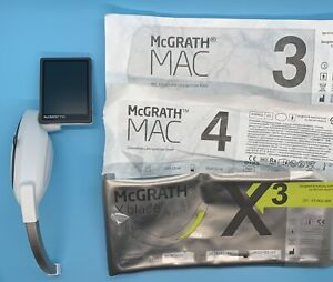 Mcgrath Mac Video Laryngoscope With Battery