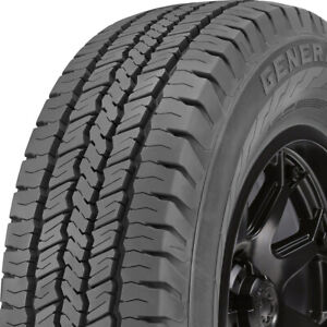 4 New Lt265 75r16 E General Grabber Hd 265 75 16 Tires