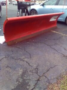 Western 9 Ft Ultra Mount Pro Snow Plow complete