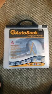 Autosock Size As685 New unopened the Tire Chain Alternative