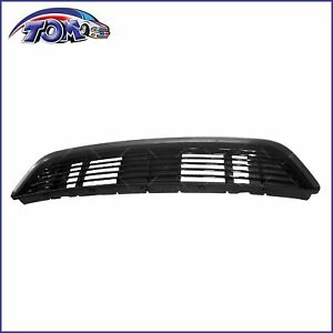 Front Upper Grille California Special Gloss Black For 2013 2014 Mustang