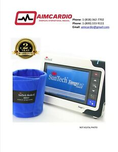 Stress System Blood Pressure Monitor brand New 2 Years Warranty Tech Support