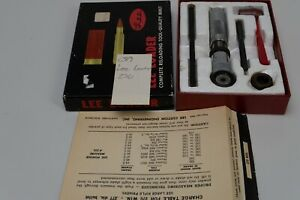 C89 Lee Loader 270 Handloading Reloading Tools Dies $70.00