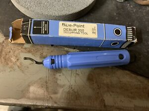 Blue Point Deburring Tool