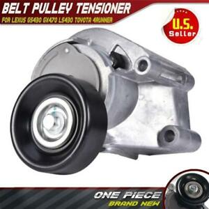 Belt Tensioner Pulley 16620 0w101 For 1998 2010 Lexus Toyota Tundra Land Cruiser
