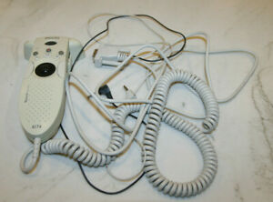 Philips Speechmike Pro Lfh 6174 Dictation Microphone Serial Output Trackball