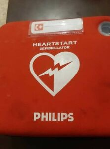 Philips Heartstart Defibrillator Home Emergency Works Very Well With The Box